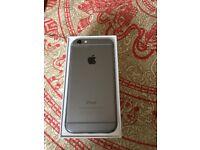iPhone 6 16gb on o2