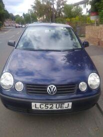 VW Polo - 2002 - 1.2 - Good runner great learner car