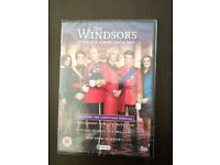 **NEW** The Windsors: Complete Series 1 & 2 DVD