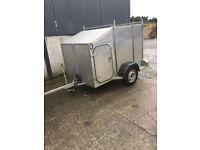 7x5 box trailer