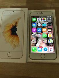 Apple iPhone 6s gold 16gb
