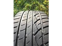 Tyres x2 ,255/35/19