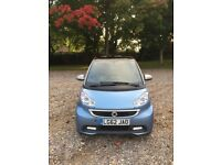 Smart Fortwo 1.0 mhd Softouch 2012 ONLY 4000miles Basically brand-new