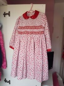 Sarah louise girls dress age 4
