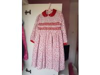 Sarah louise girls dress age 4