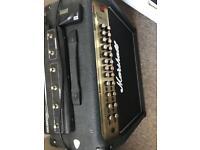 Marshall valve state guitar amp