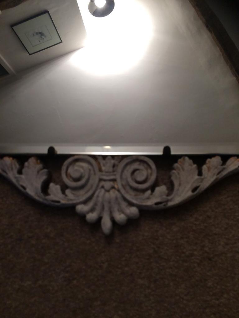 Pretty Arched Mirror