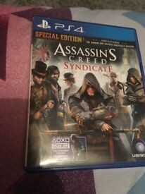 Assassins Creed Syndicate(PS4)
