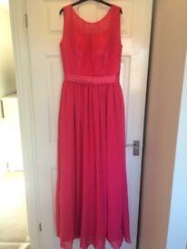 Brand new size 12 pink dress