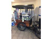 Coffee bike for sale