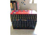 Enid Blyton - box set if 15 Classic mystery stories