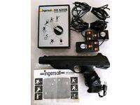 XK600B Ingersoll Vintage Retro 70'S VIDEOGAME.