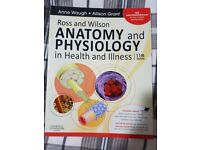 Anatomy and Physiology textbook LIKE NEW