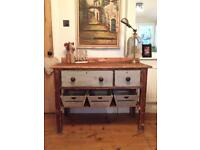 Unique sideboard (free local delivery)