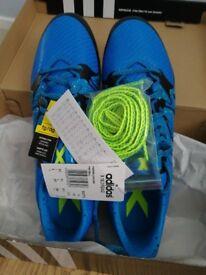 Blue Adidas X 15.3