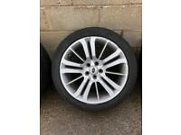 2 x Set of 4 Genuine Range Rover Alloy Wheels