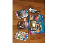 MOBIGO - IN GOOD CONDITION WITH ORIGINAL BOX SO PERFECT GIFT (WITH 4 GAMES)
