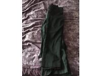 Boys black School trousers
