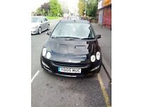 SMART FORFOUR 99K CLEAN MOT TILL APRIL