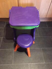 Crayola Desk & Stool