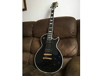 ESP Eclipse CTM FT (Full thickness, not Gibson Les Paul)