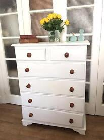 TALL BOY/CHEST FREE DELIVERY LDN🇬🇧SHABBY CHIC