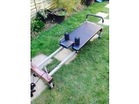 Nordic plate exercise table yoga table