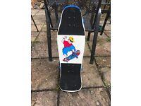 Kids 'cool dude' skateboard