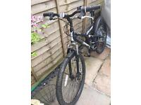 Boss Mountain suspension bike bicycle cycle