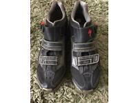 Men's Specialized Carbon Fact Cycling Shoes Size 47 - 2nd Pair