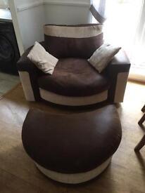 Cuddle Swivel Chair