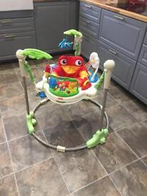 Jumperoo Fischer Price Rainforest