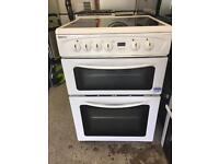 White Beko 60cm Electric Cooker Fully Working Order Just £85 Sittingbourne