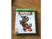 rare replay x box one game
