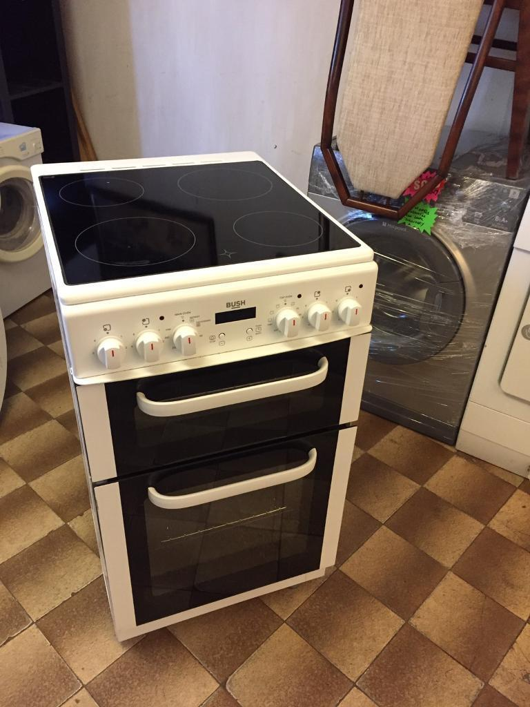 Bush 60cm Electric Cooker