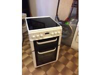Bush 60cm Electric Cooker