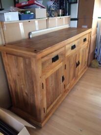 Oak furniture land sideboard