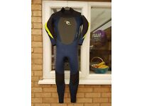 Childs ripcurl wetsuit