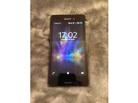 Sony m4 aqua mobile phone