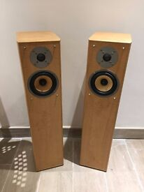 Acoustic Solutions KA125 Floor Standing Speakers