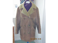 Mens Welsh Lamb Sheepskin Coat