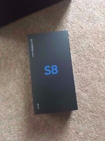 Samsung Galaxy S8 Orchard Grey 64GB Unlocked (Brand new sealed)