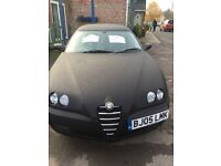 Alfa Romeo GTV JTS Lusso.