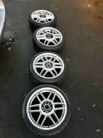 "18"" OZ Alloys (5x112) VW, Audi, Skoda, Seat, Mercedes"