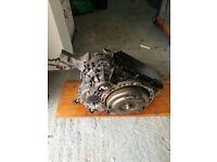 Mercedes CVT auto gearbox