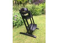 BabyDan Danchair, Black, Highchair baby seat