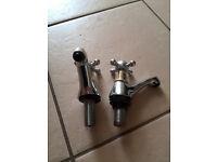 basin taps (pair) nnn