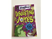 Giggles Disgusting Jokes