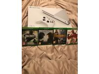 Xbox One S 1TB Boxed & Sealed and with 100 plus games