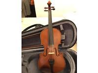 Violin 1/2 size Yamaha